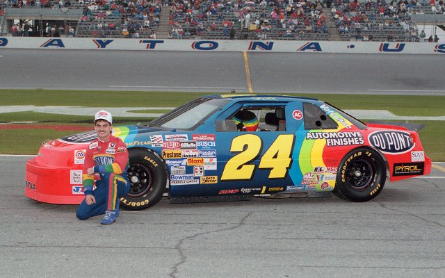 Honoring Our Friend And Champion Jeff Gordon Warehouse