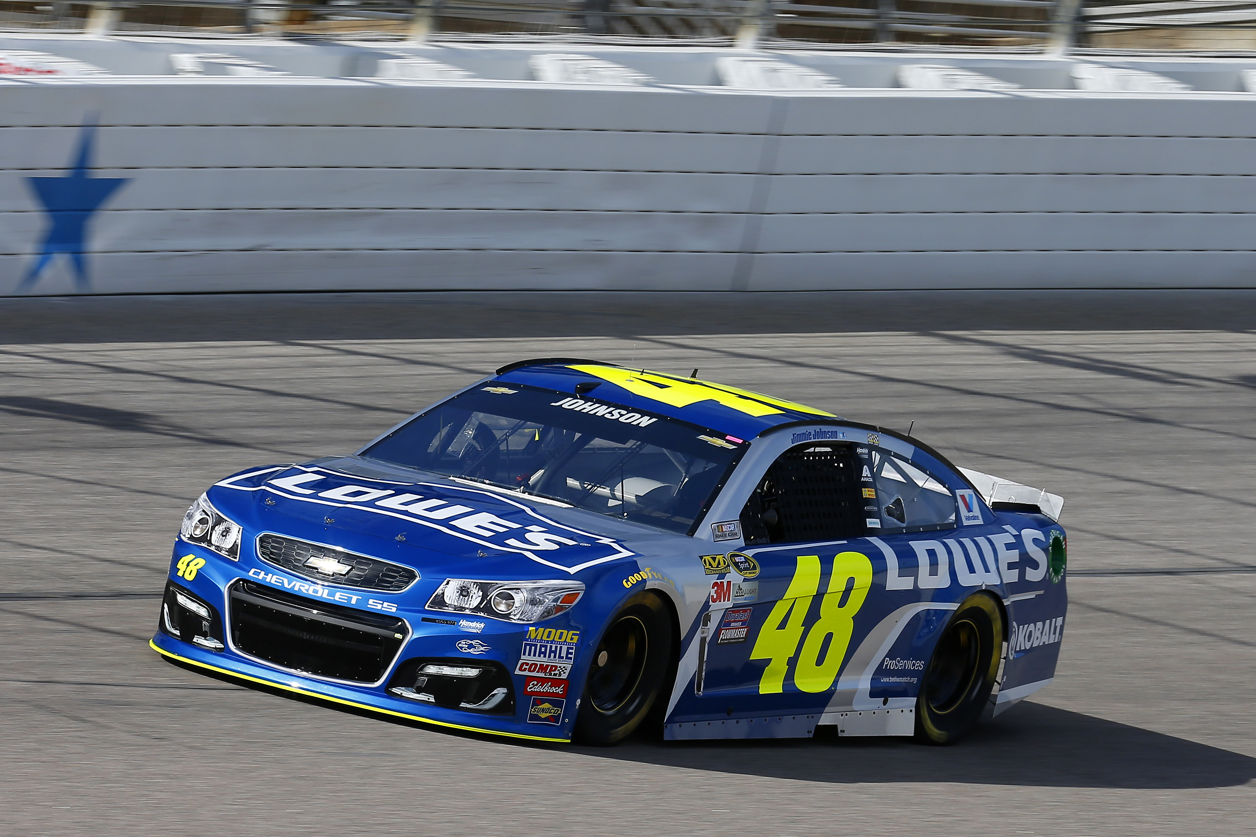 Yellow is Back! | Warehouse | Jimmie Johnson