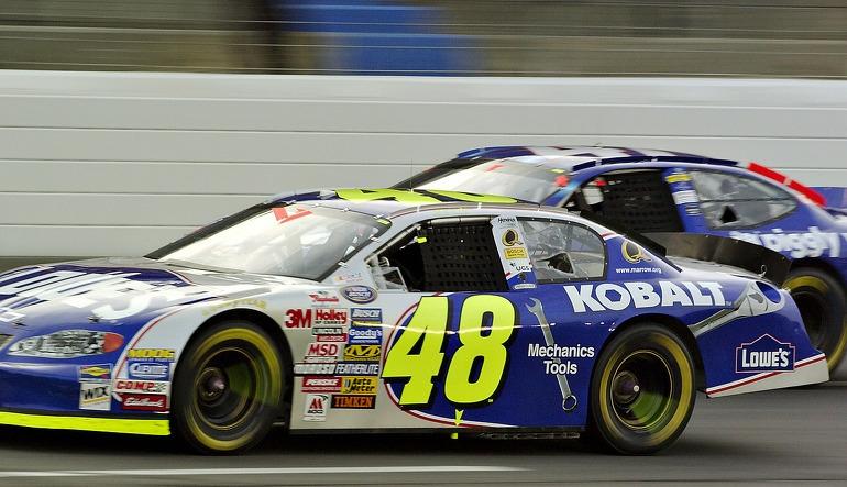 Race Sponsor Spotlight Las Vegas NASCAR