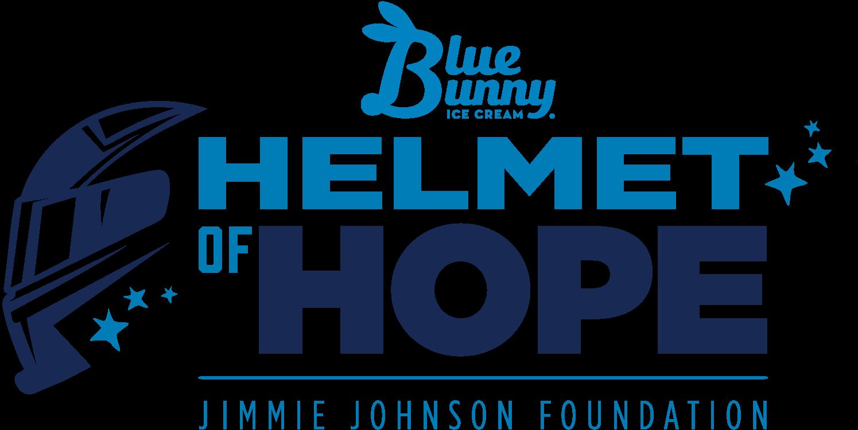 Blue Bunny Helmet of Hope